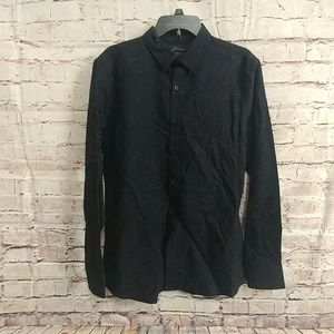 Marc Anthony Stretch Slim Fit Button Up